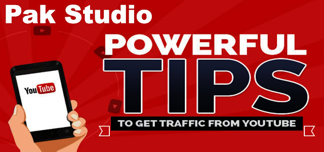 How To Get Hug Traffic By Using the YouTube Power