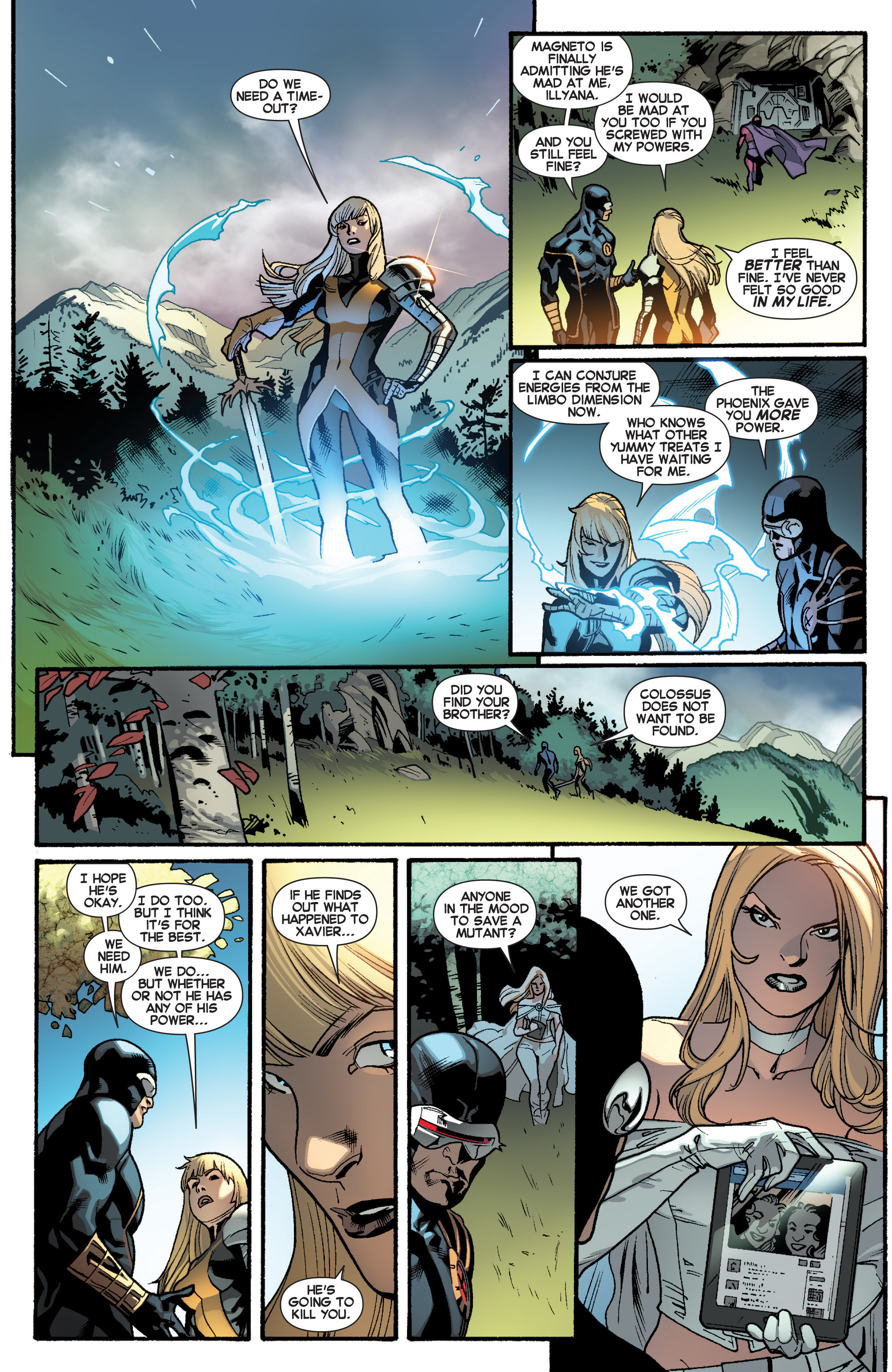 Read online All-New X-Men (2013) comic -  Issue # _Special - Yesterday's X-Men - 62