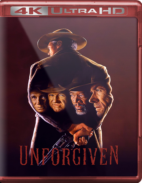 Unforgiven [1992] [UHD] [2160p] [Latino – Castellano]