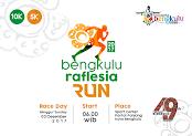 Bengkulu Raflesia Run • 2017