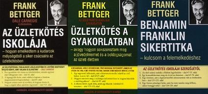 Frank Bettger könyvek magyarul
