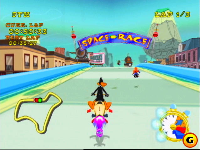 Download Game Looney Tunes-Space Race Full Version For PC ...