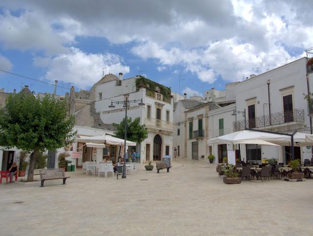 Alberobello – w krainie trulli