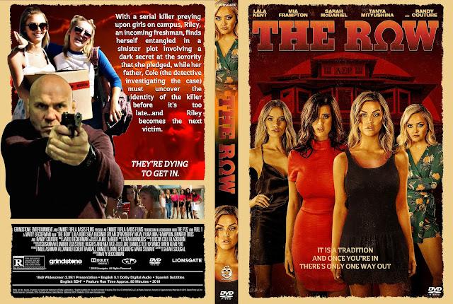 The Row DVD