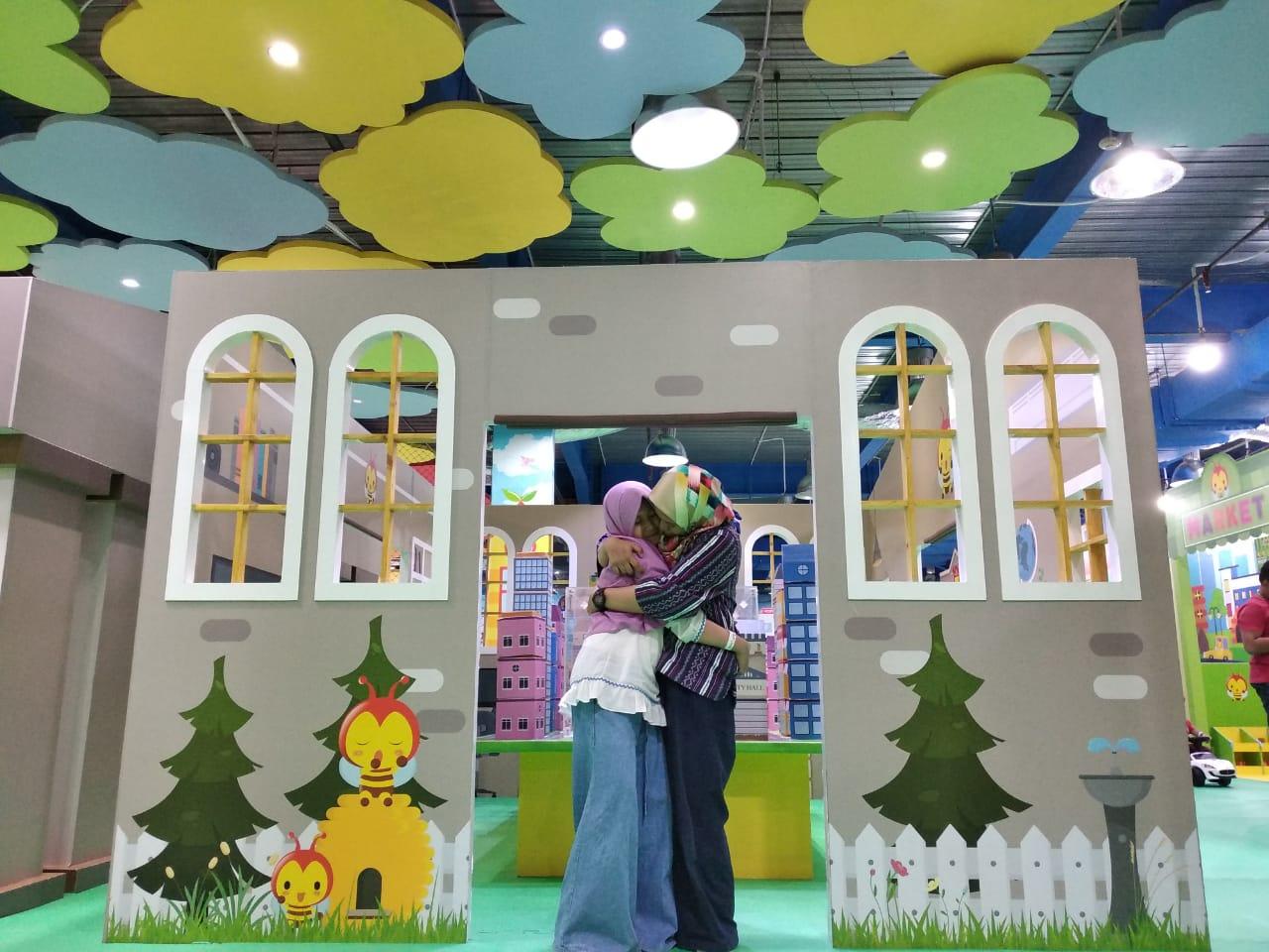 Bee Bee Land Depok Mall Tempat Bermain Anak Di Depok