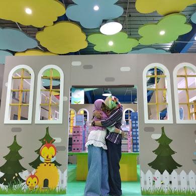 Bee Bee Land Depok Mall, Tempat Bermain Anak di Depok