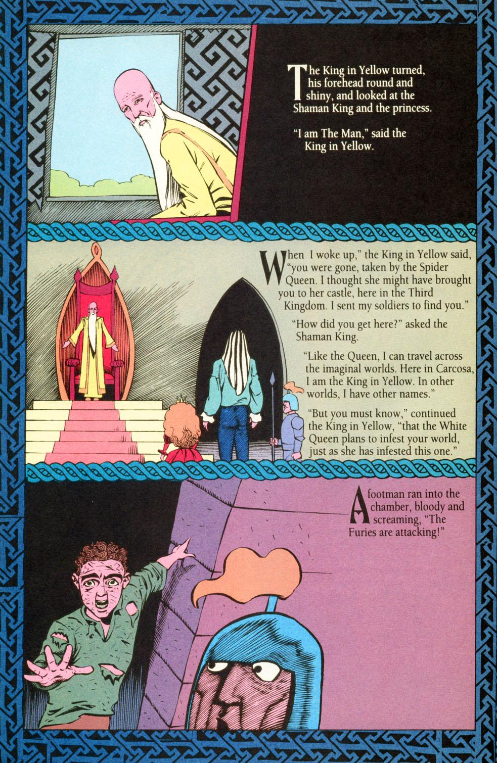Read online Animal Man (1988) comic -  Issue #87 - 14