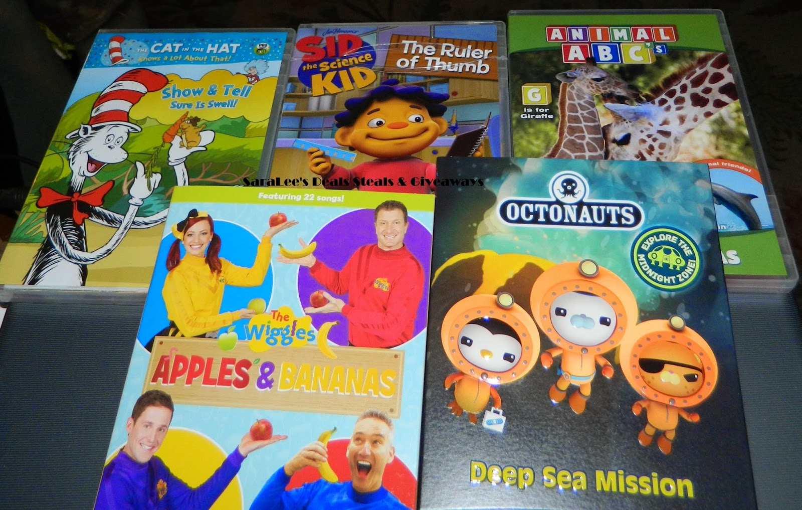 Enter the NCircle Entertainment Kids DVD Collection Giveaway. Ends 11/2.