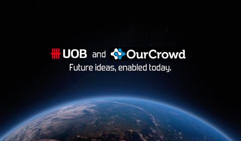 UOB + OurCrowd