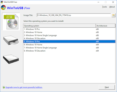 WinToUSB Enterprise 3.7 - Windows To Go Creator