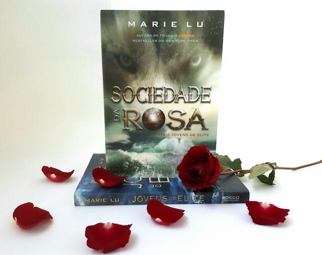 Foto do livro Sociedade da Rosa