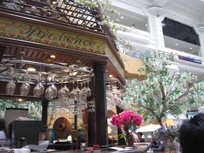 Bangkok, Provence, Peninsular