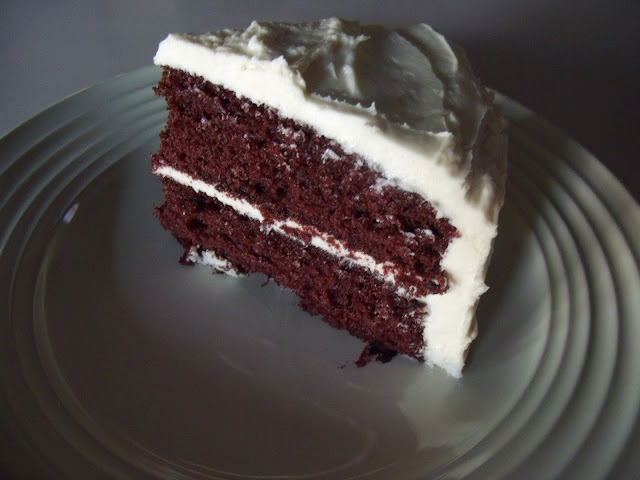 Broiled Hibiscus Really OldFashioned Southern Red Velvet Cake