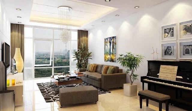 Mặt bằng căn hộ Vinhomes Phạm Hùng