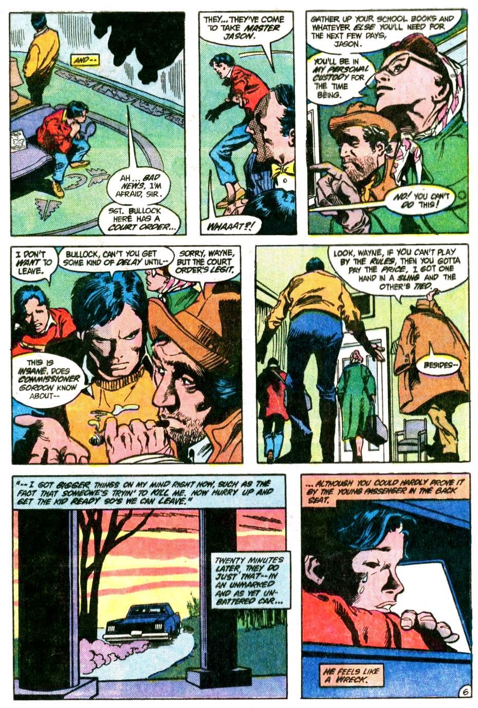 Detective Comics (1937) 542 Page 6