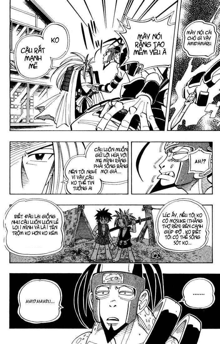 Shaman King [Vua pháp thuật] chap 24 trang 17