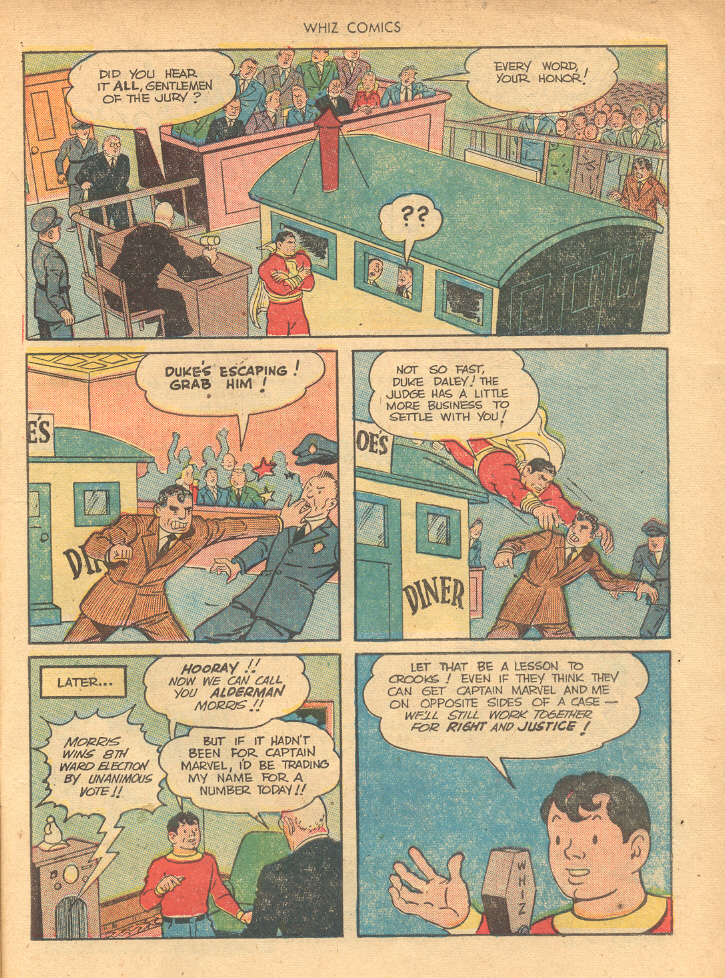 WHIZ Comics issue 66 - Page 11