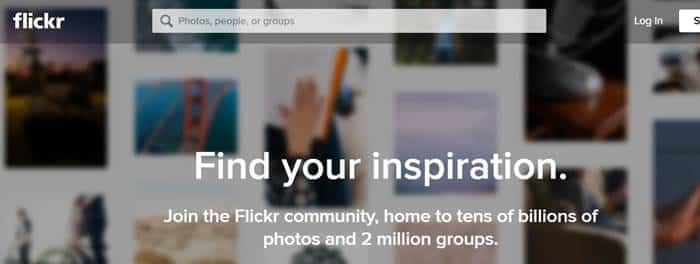 Flicker free high quality stock images