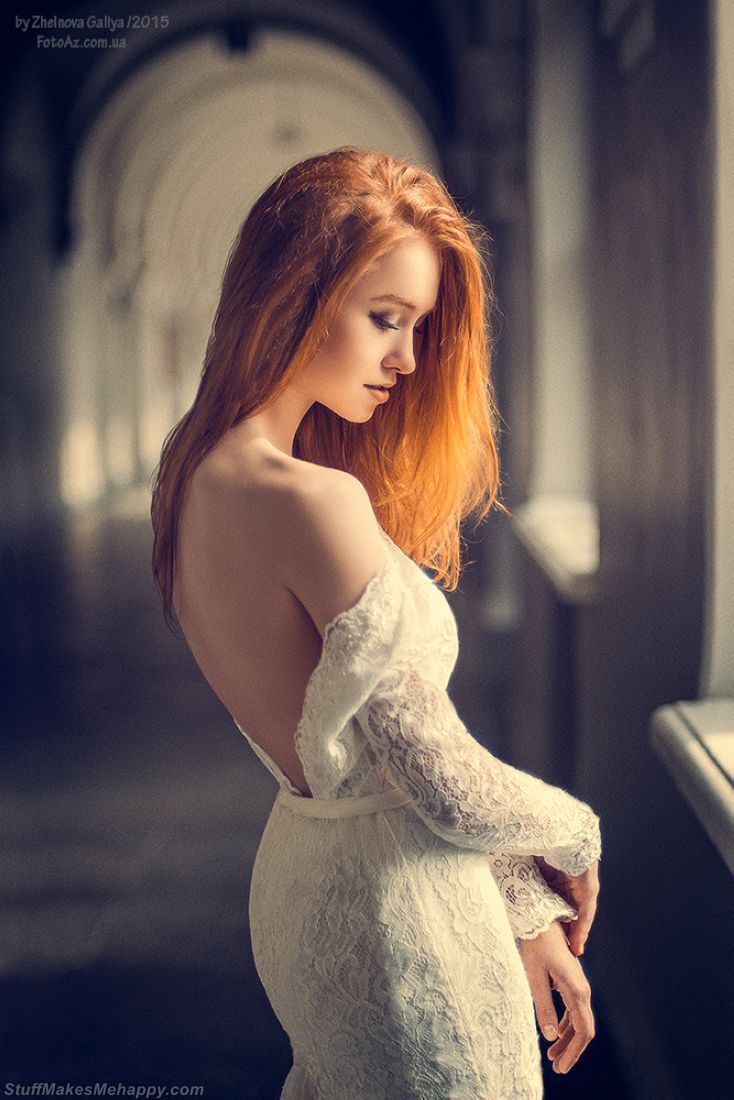 Fascinating Portraits Of Galia Zhelnova