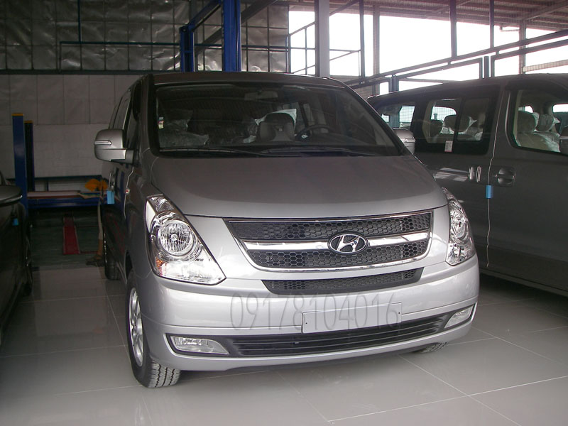 Cars For Sale Philippines Brand New: Cars For Sale In The Philippines: Hyundai Grand Starex CVX