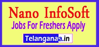 Nano InfoSoft Recruitment 2017 Jobs For Freshers Apply