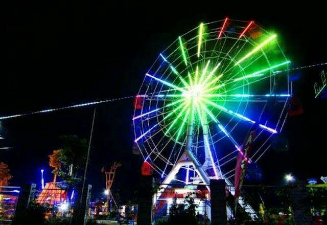 Informasi Saygon Night Park Pasuruan (Alamat, Harga Tiket, Wahana & Penginapan)