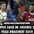 Super Pack de Patches 2.5 para Brasfoot 2018