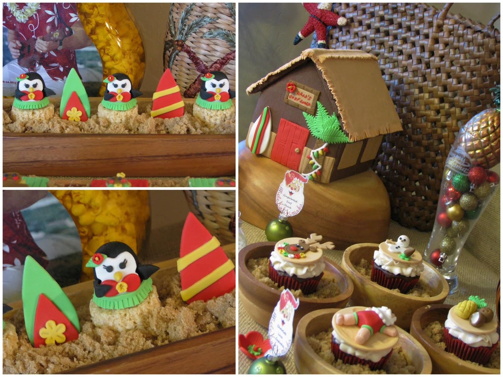 Christmas In Hawaii Decorations.Mele Kalikimaka Lynlees
