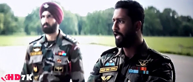Uri The Surgical Strike Hd7k Watch Online Download Movies