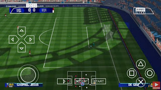 Download FIFA 19 PPSSPP for Android Offline 600MB