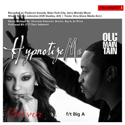 Olu Maintain ft Olivia & Big A - Hypnotize Me image
