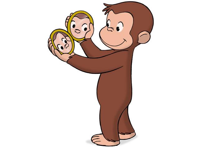 Cartoon Characters: Curious George