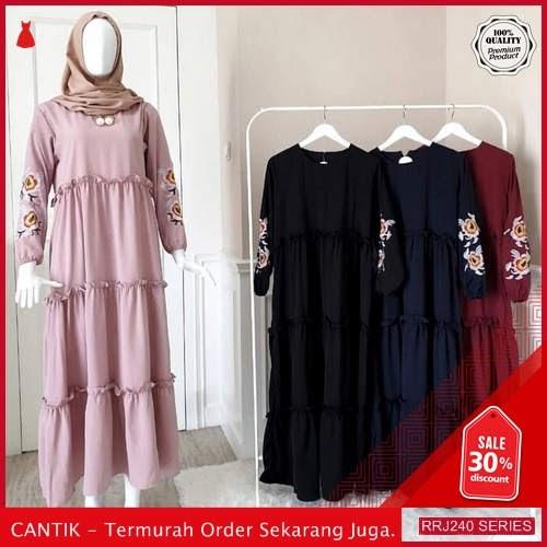 Jual RRJ240D151 Dress Ovie Dress Wanita Sf Terbaru Trendy BMGShop