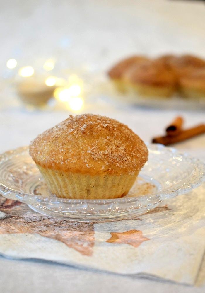 Weihnachtliche Muffins - Rezept und Video von Purzel-Cake