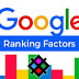 Top 25 Google Ranking Factors