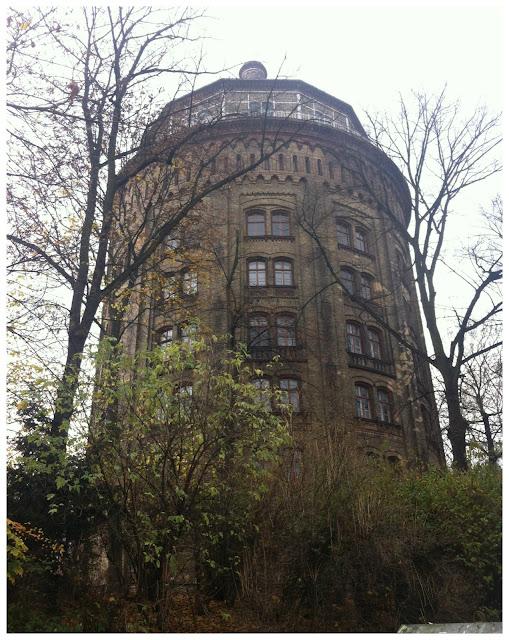 Wasserturm Prenzlauer Berg - Berlim
