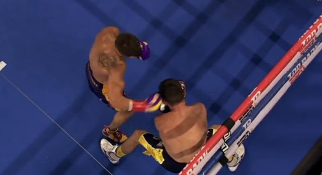 Vasily Lomachenko Knocked out Anthony Crolla