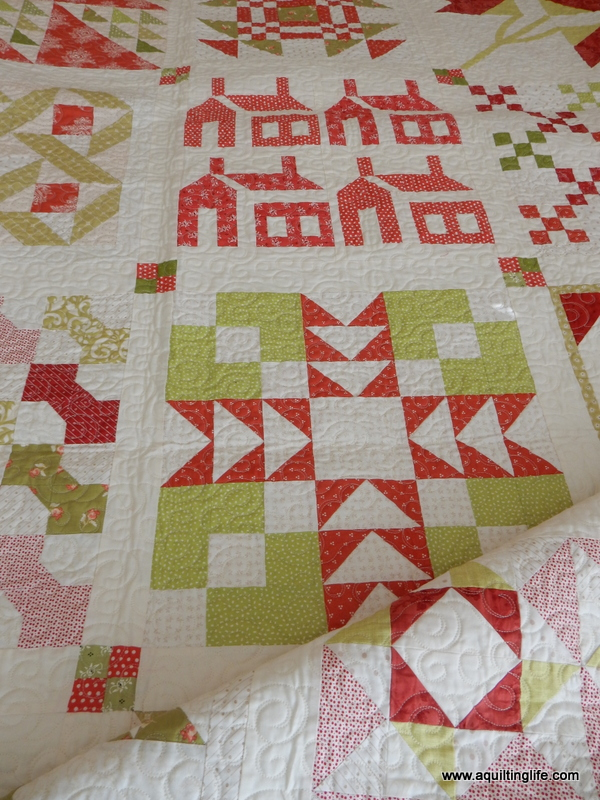 The Saturday Seven | 4 | A Quilting Life - a quilt blog : quilting weekends - Adamdwight.com