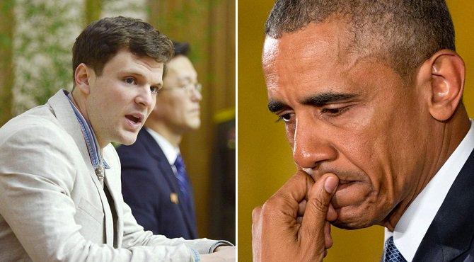 Triều Tiên khẳng định Tổng thống Barack Obama là nguyên nhân gây ra cái chết của Otto Warmbier?
