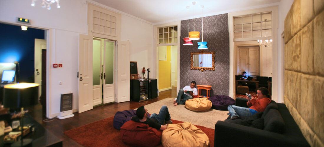 Travellers House Lizbon Portekiz