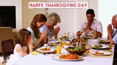 Thanksgiving Blessings 2017