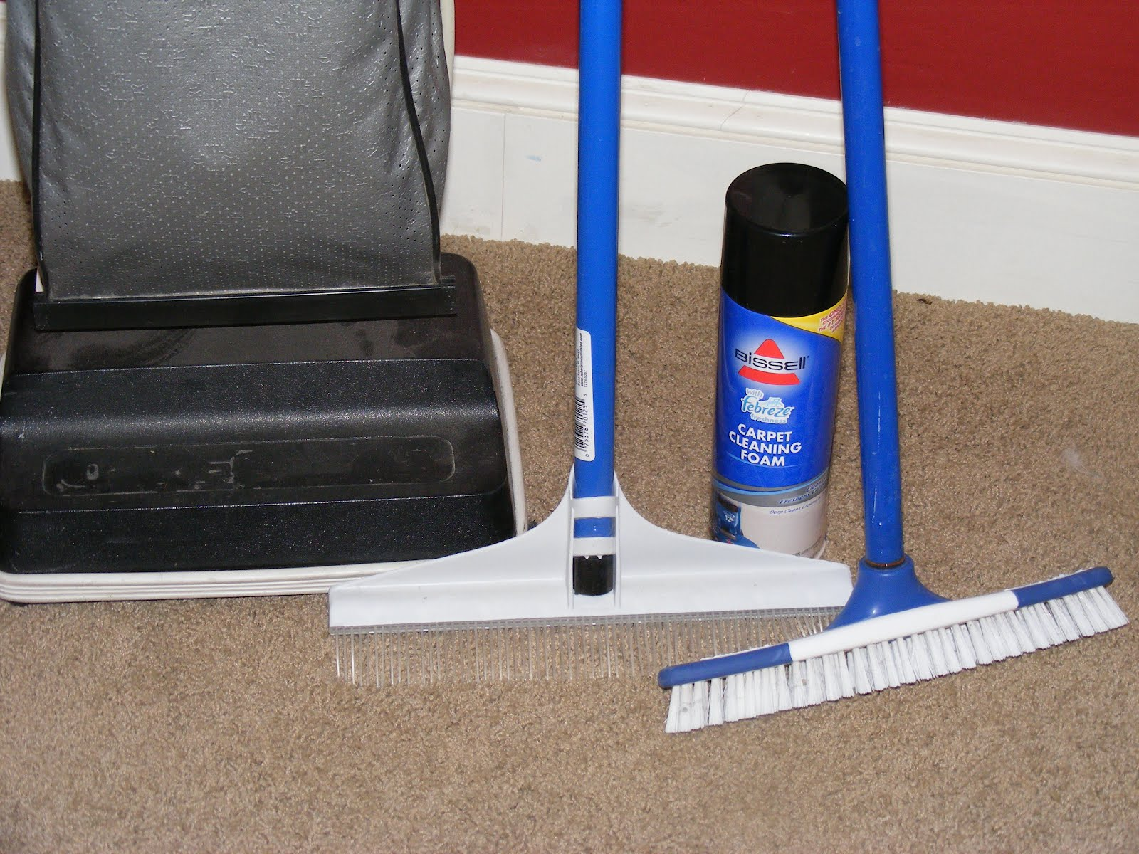 Cleaning Your Carpet Without A Carpet Cleaner