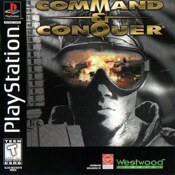 COMMAND & CONQUER - GDI DISC [SLUS-00379]