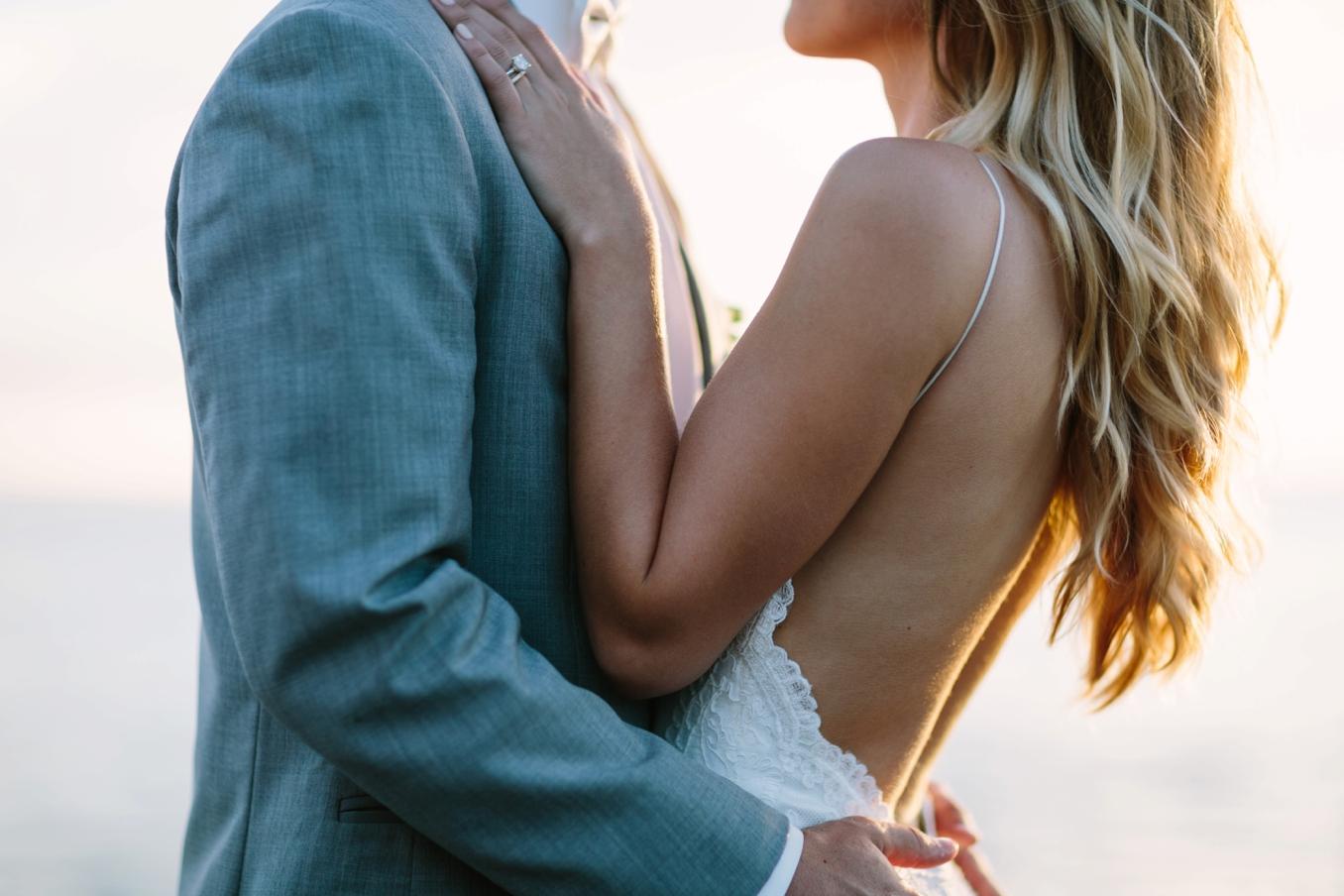Meghan and Colton's gorgeous Kapalua Maui destination wedding. Photo by Studio 1208