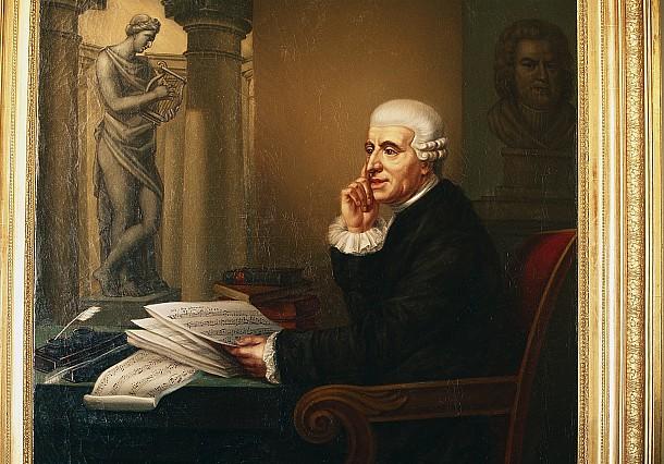 Resultado de imagen para Joseph Haydn