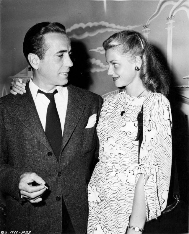 Humphrey Bogart & Lauren Bacall: Celebrity Best Love Story