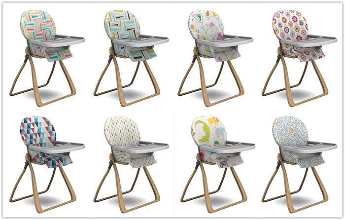 Baby Egg High Chair Comfy Bedroom Sims 4 Cc My Blog Highchair By 13pumpkin31