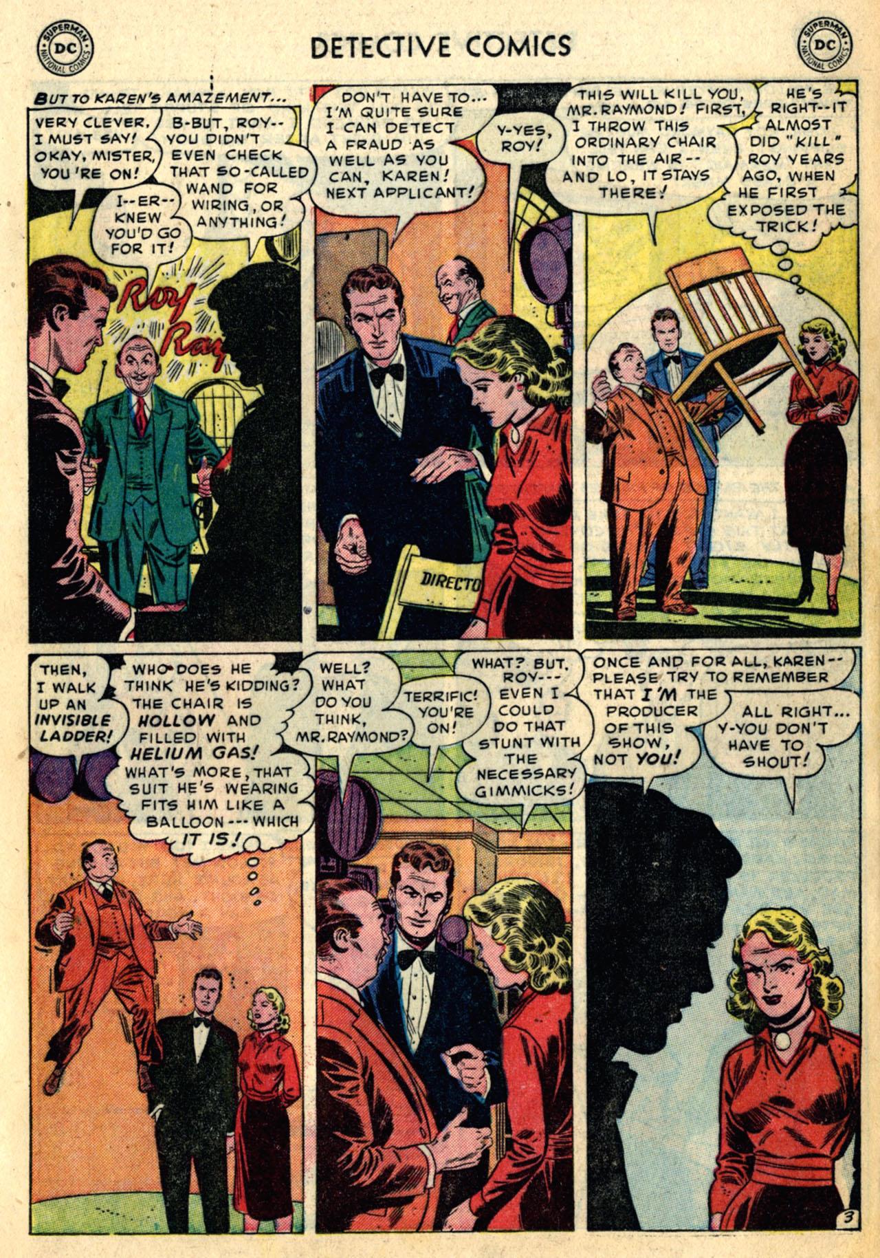 Detective Comics (1937) 192 Page 18