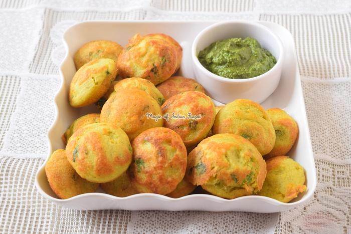 Mixed Dal Vada in Appam Patra Recipe - मिक्स्ड दाल वादा अप्पम पत्र में  रेसिपी - Priya R - Magic of Indian Rasoi