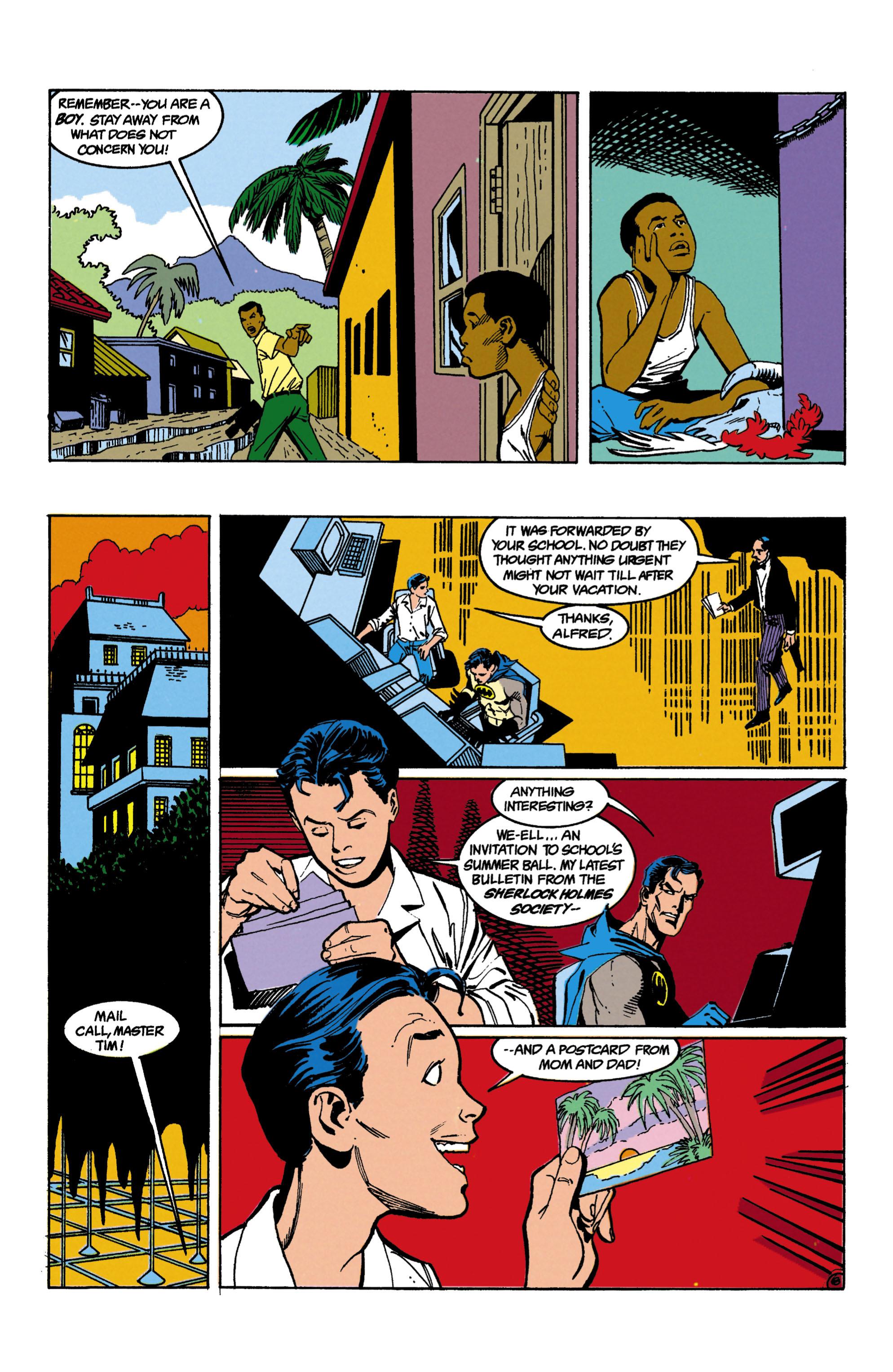 Detective Comics (1937) 618 Page 6